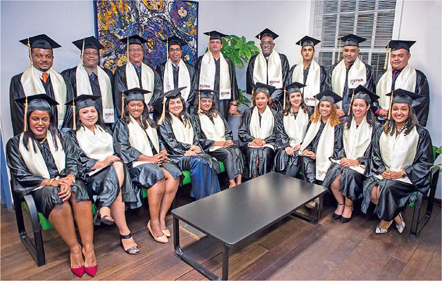 MBA Graduates 2017