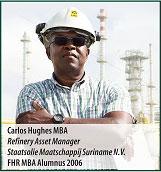 Carlos Hughes MBA