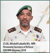 Mitchell Labadie MPA