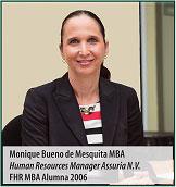 Monique Bueno de Mesquita MBA
