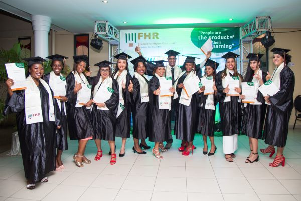graduation ceremony FHR